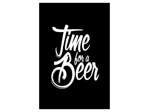 Time for a Beer