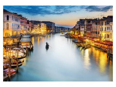 Venedig beleuchtet