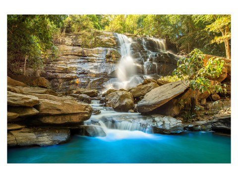 Wasserfallbild