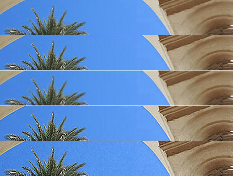 Bilder vergrößern - Bildgröße ändern - Interpolationsverfahren