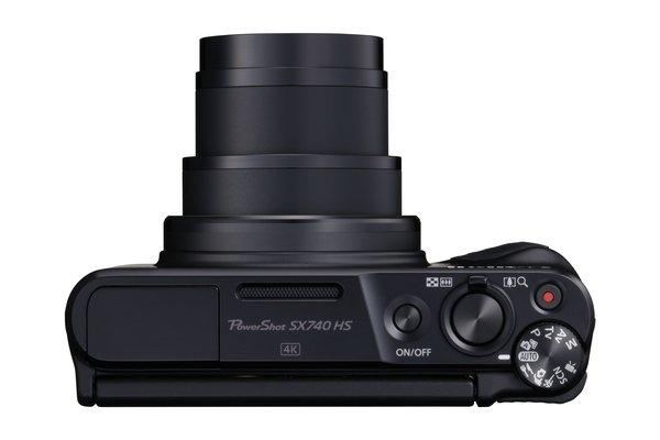 Kamera-Zoom Kompaktkamera