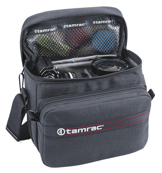 Kameratasche als Schultertasche von Tamrac