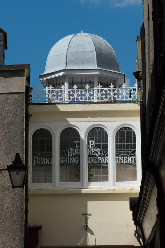 Urlaubsfoto Gebäude Kontrast