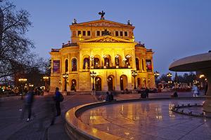 Opernhaus Frankfurt