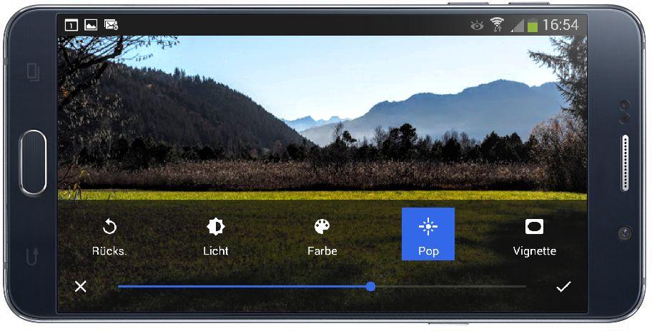 Online-Bilderspeicher erlauben schnelle Korrekturen