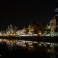 Nachtfotografie in Danzig