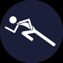 Olympische Sommerspiele Sprinten