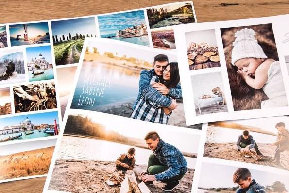 Bilder zuschneiden und als Collage präsentieren