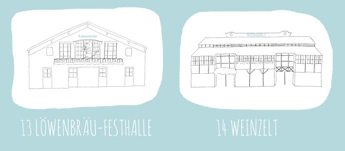 Löwenbräu Festhalle und Weinzelt