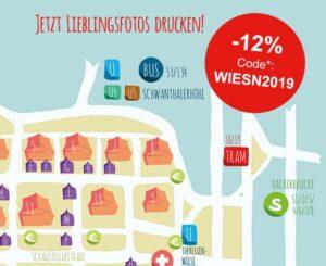 Oktoberfest Plan / Wiesn Plan 2019