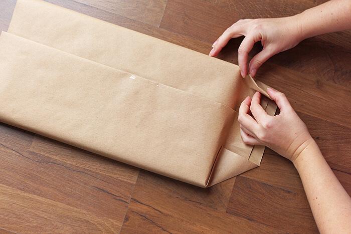 geschenke verpacken anleitung step9