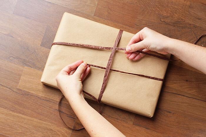 Geschenke verpacken Anleitung step20