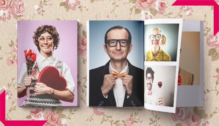 Valentinstag Geschenke selber machen: Fotobuch