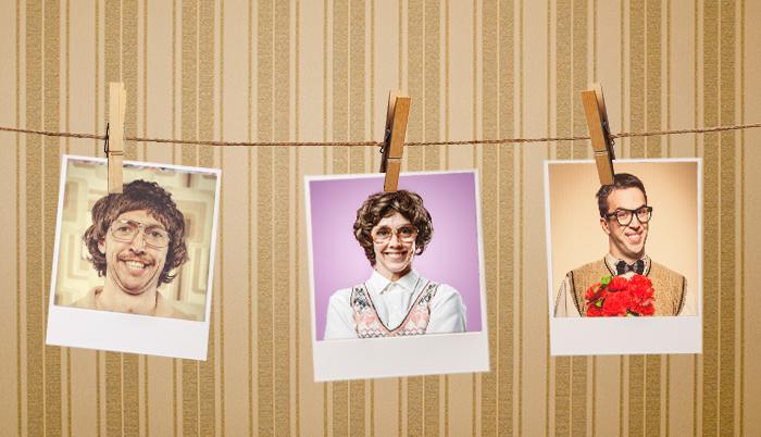 Valentinstag Geschenke selber machen: Polaroid-Idee