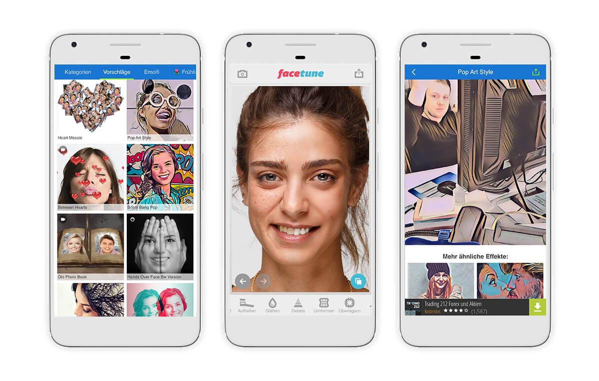 Durch Apps Ganz Einfach Das Beste Aus Ihren Handy Bildern Rausholen