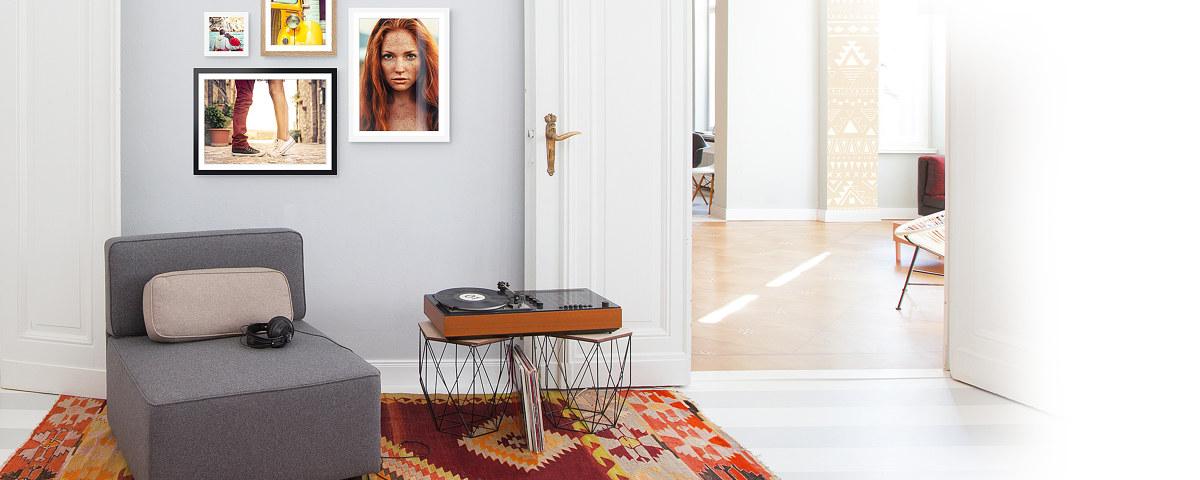 bilderf rdiewohnung. Black Bedroom Furniture Sets. Home Design Ideas