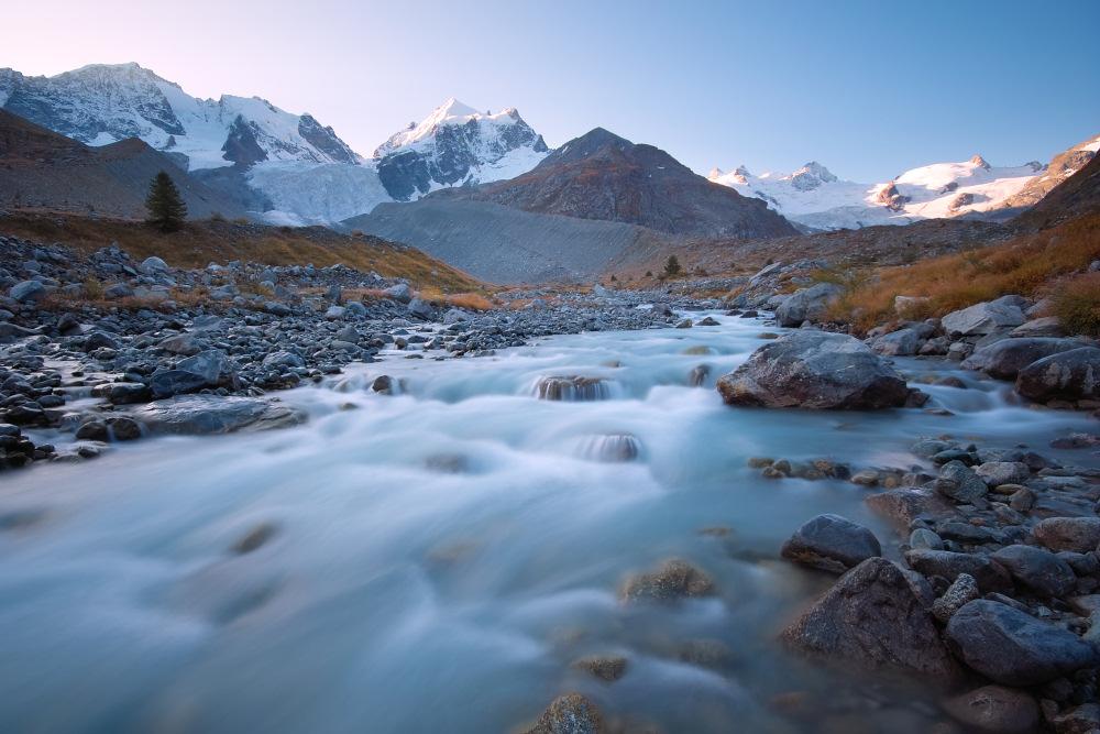Wasserfotografie: Bewegtes Wasser