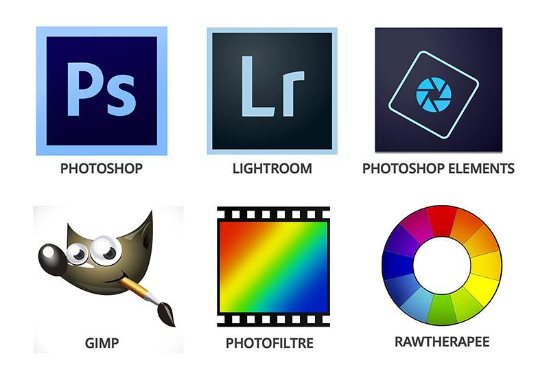 Bilder bearbeiten leicht gemacht durch unseren Programmvergleich