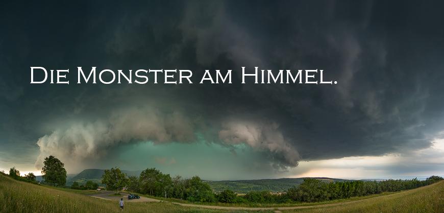 Blitze fotografieren: Wie man Sturmjäger wird