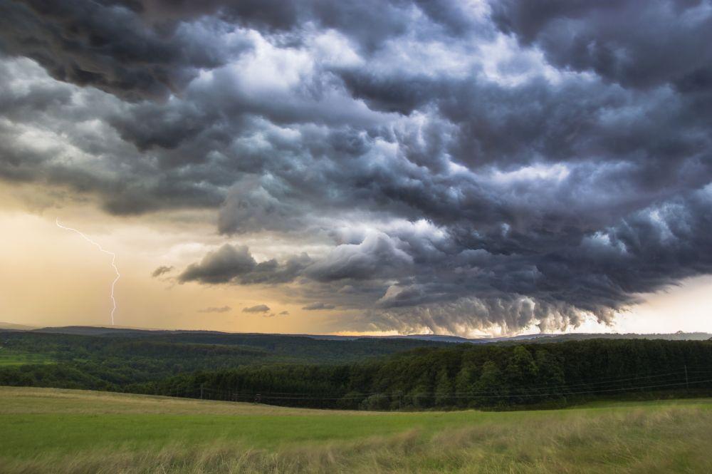 Gewitter Wolken Fotografie