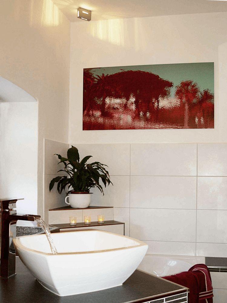 Badezimmer Dekoration: Deko- und Foto-Ideen für Ihr Bad