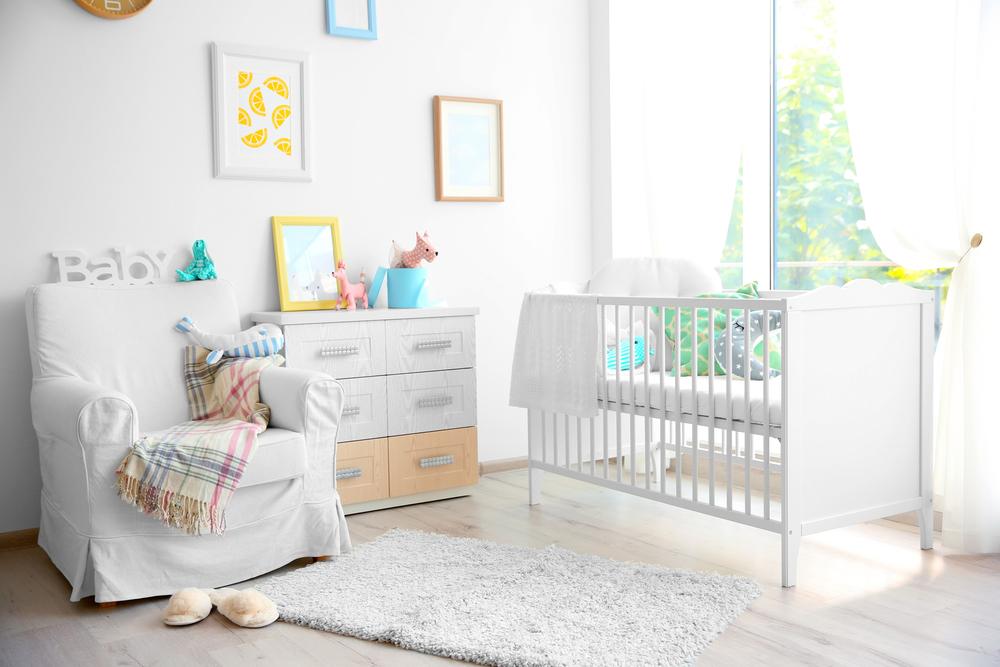 Babyzimmer Deko 2 Shutterstock_508489051