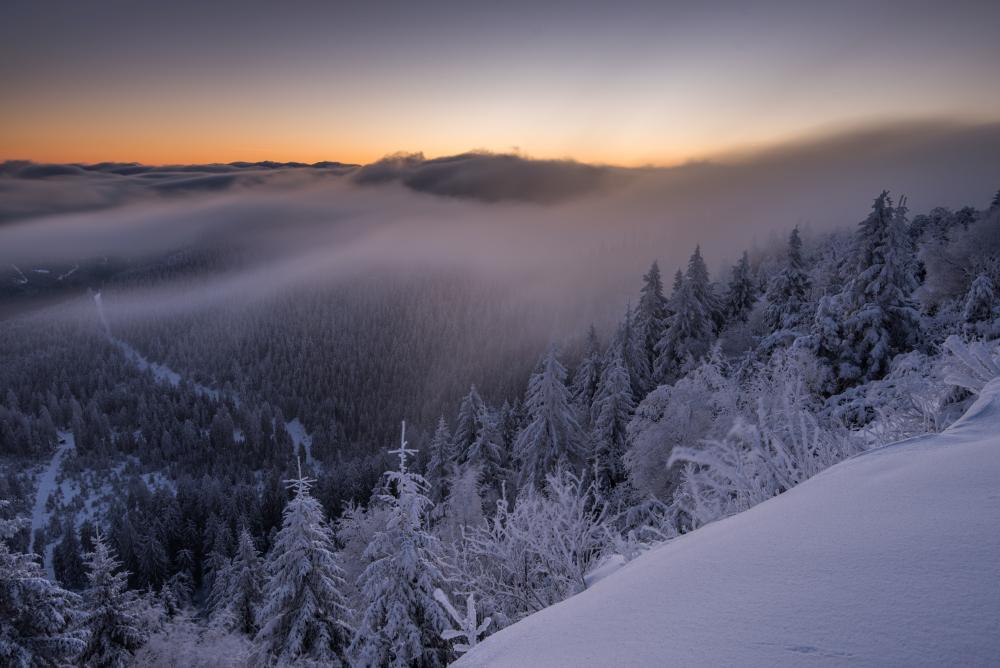Winterlandschaft fotografieren