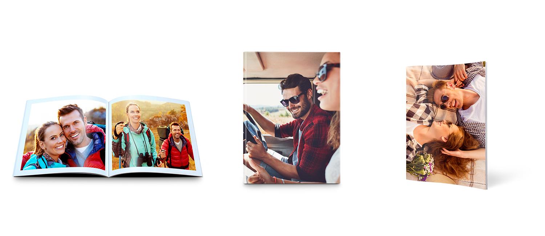 Paarfotos im Fotobuch