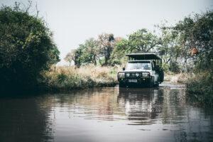 Botswana Safari Wildlife Photography Jeep