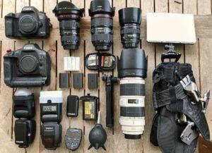 Kamera Objektive Hochzeitsfotograf