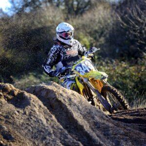 Sportfotografie Motorrad Gelände Motorcross