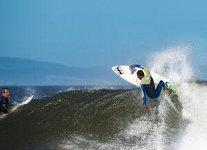 Sportfotografie Surfen Wellenreiten