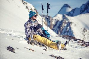 Sportfotografie Skifahren
