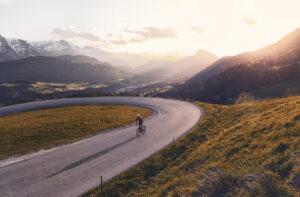 Sportfotografie Weitwinkel Landschaft