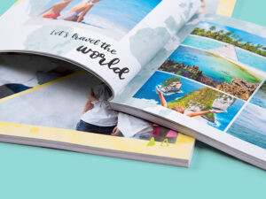 Fotobuch Softcover Babyfotos