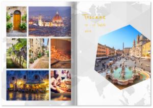 Reise-Fotobuch, Weltreise, Urlaubsfotos