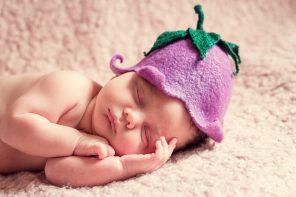 5 originelle Ideen für Ihre Babyfotos