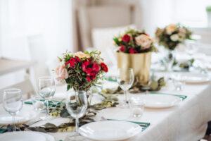 Hochzeitsbilder Idee: Hochzeitsdekoration / Tischdeko