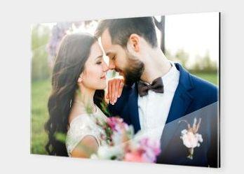 Hochzeitsfoto auf Gallery-Bond