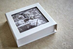 Hochzeitsbilder bearbeiten und dann in eine hübsche Bilderbox,