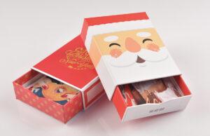 Weihnachtliche Bilderboxen