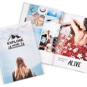 Fotobuch-Beispiele
