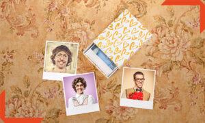 Valentinstaggeschenk selber machen: Fotos in hübscher Box