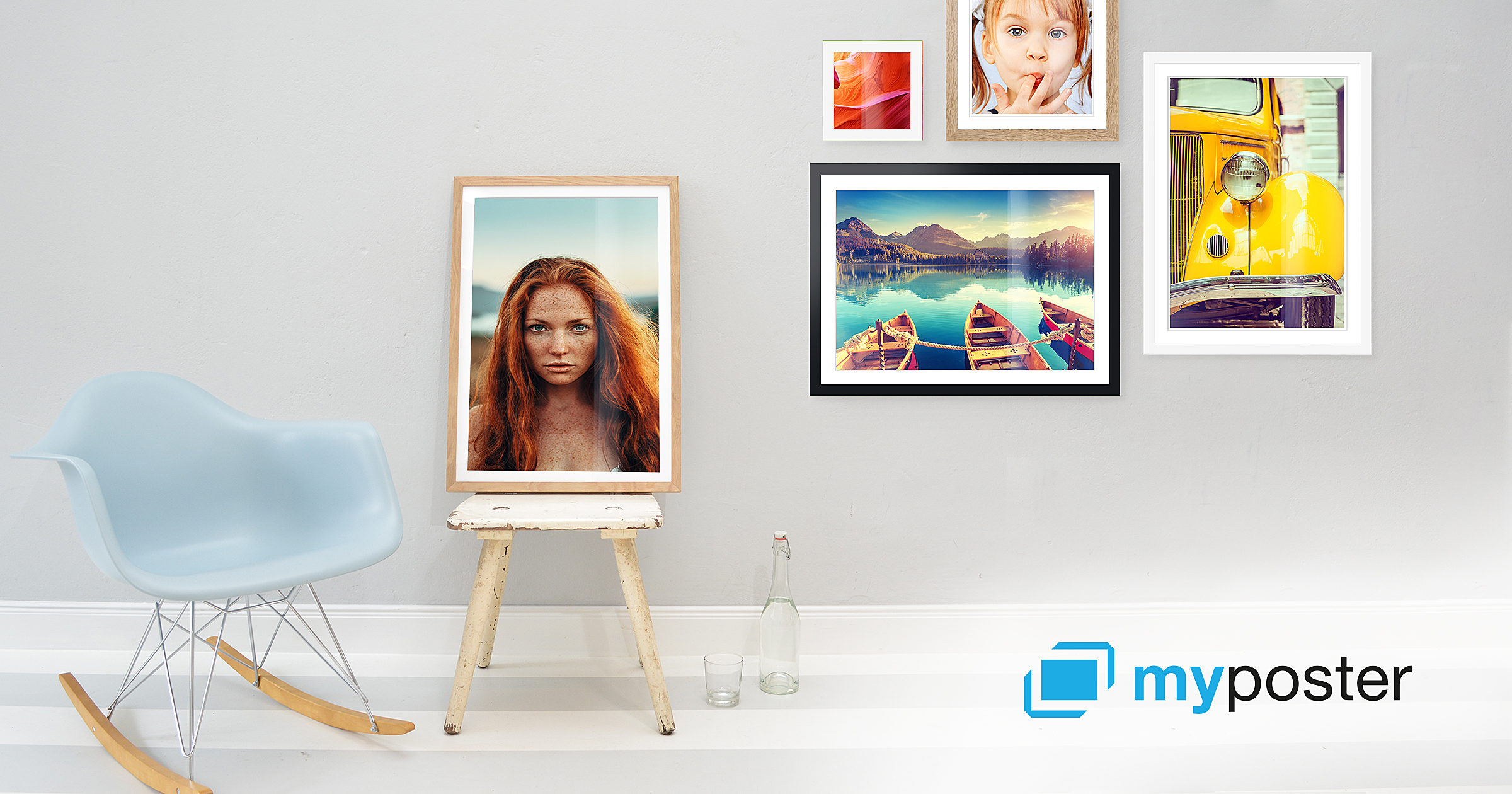 Bilder für Schlafzimmer - Für mehr Ruhe und Ausgeglichenheit